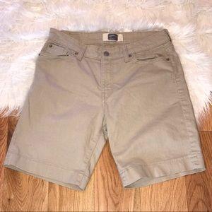 Levi's Tan Denim Jean Shorts Size 4